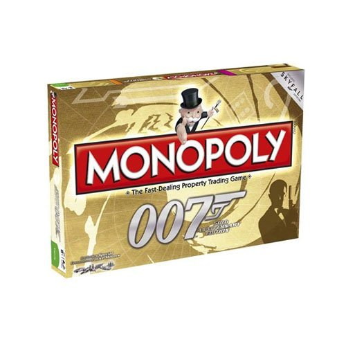 Monopoly – James Bond