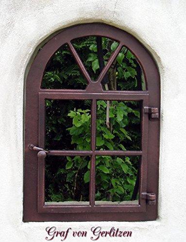 Graf von Gerlitzen Eisenfenster Eisen Fenster Scheunen Stall Scheunenfenster Stallfenster GN 53