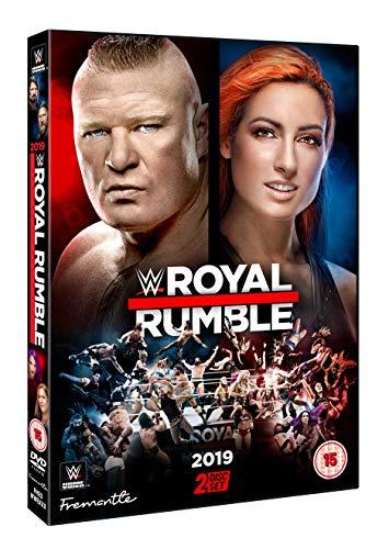 WWE: Royal Rumble 2019 [DVD] (Wwe Royal Rumble Filme)