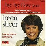 Bye bye I love you (1974, German) / Vinyl single [Vinyl-Single 7'']
