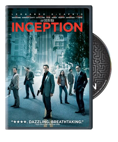 Click for larger image of Inception [DVD] [2010] [Region 1] [US Import] [NTSC]