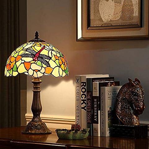 La testa del letto lampade idilliaco camera da letto creative dragonfly wedding lampada lampade di (Dragonfly Crema)