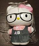 Schiuma da Bagno e Doccia - Hello Kitty (Kitty Cat) 300ml - (Altezza 20cm) In Confezione Regalo (Busta Trasparente con Fiocco)