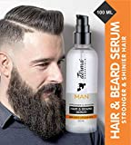 True Derma Essentials Hair & Beard (Argan Oil) Hair Serum