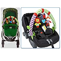 Baby Mobile Musical Bed Play Stroller Rattles Seat Take Along Travel Arch Development Baby Toys