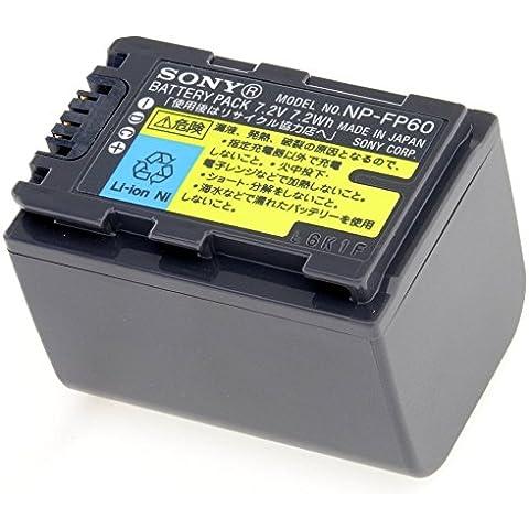 Batería SONY NP-FP60