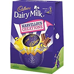 Cadbury Marvellous Creations Easter Egg 291g