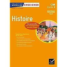 Magellan Enseigner l'Histoire au cycle 3 éd. 2016 - Guide de l'enseignant
