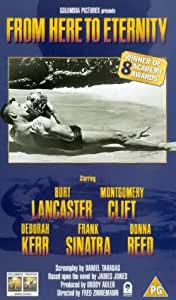 From Here To Eternity [VHS] [UK Import]