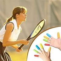 Delleu 3 Stück Silikon-Finger Schützer Finger Hülsen für Klebstoff/Handwerk/sewist/Wachs/Finger Cracking/Sport... preisvergleich bei billige-tabletten.eu