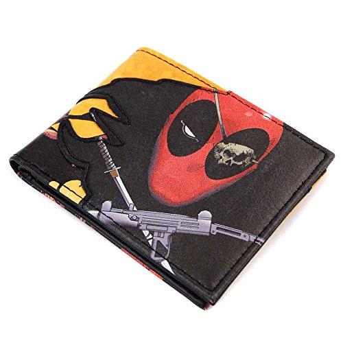 adpool Pirat Schwarz Brieftasche ()