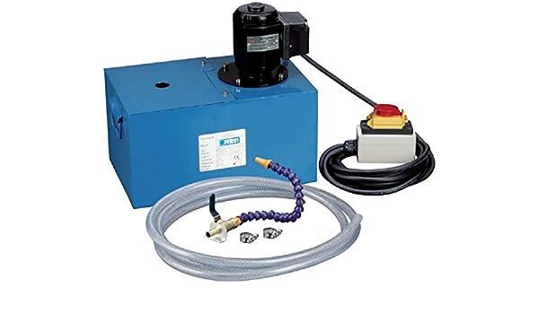 Kit di refrigerazione per macchine utensili completo di pompa e