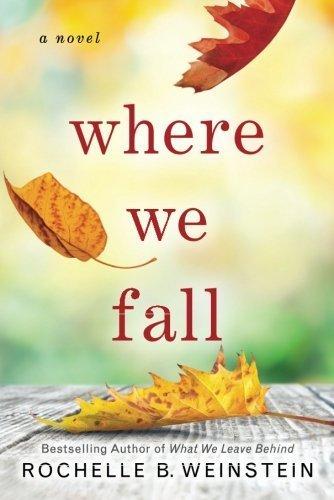 Where We Fall: A Novel by Rochelle B. Weinstein (2016-04-19)