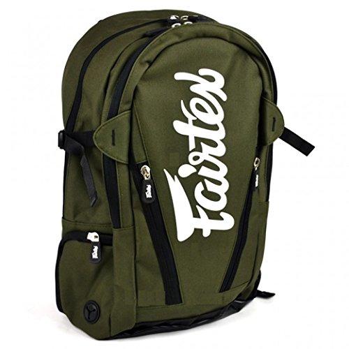 MMABLAST FAIRTEX Rucksack Gym Bag 8, Herren, Jungle, Free Size