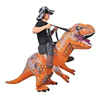 JASHKE Inflatable Costume adult Fancy Dress Halloween costumes Cosplay Party