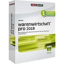 Lexware warenwirtschaft pro 2018 Minibox (Jahreslizenz) / Effizientes Warenwirtschaftssystem für eine organisierte Datenverwaltung für Kleinunternehmer / Kompatibel mit Windows 7 oder aktueller