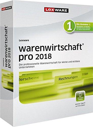 Lexware warenwirtschaft pro 2018 Minibox (Jahreslizenz) | Effizientes Warenwirtschaftssystem für eine organisierte Datenverwaltung für Kleinunternehmer | Kompatibel mit Windows 7 oder aktueller