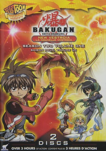 Bakugan Battle Brawlers: New Vestroia: Season 2, Vol. 1 (Brawlers-serie Bakugan Battle)