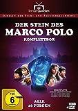 Der Stein des Marco Polo - Komplettbox (Alle 26 Episoden) [4 DVDs]