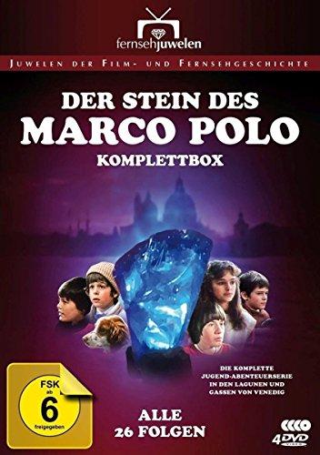 Komplettbox (4 DVDs)