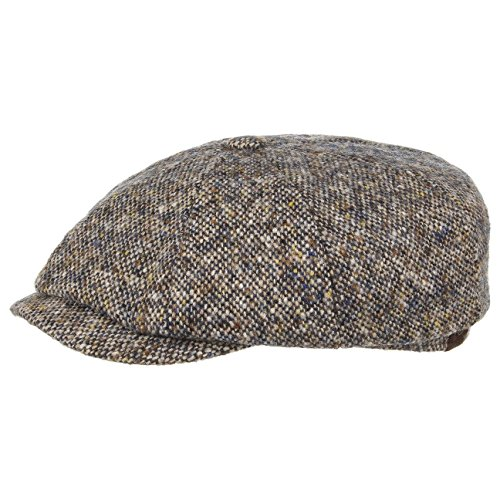 Casquette Hatteras Tweed Stetson Tweed