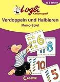Logli Kartenspaß - Verdoppeln und Halbieren - Memo-Spiel