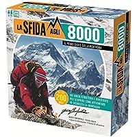 Le défi aux 8000hdggep26721–Premier montagne, Jeu en boîte instructif et amusant