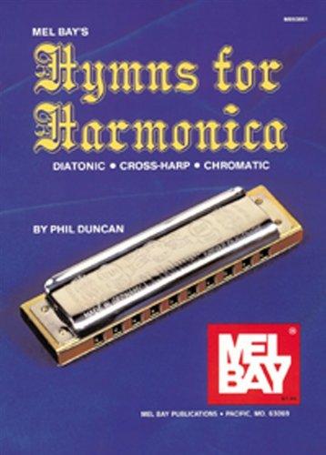 Hymns for Harmonica. Für Mundharmonika