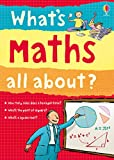What's Maths All About? (What and Why?)