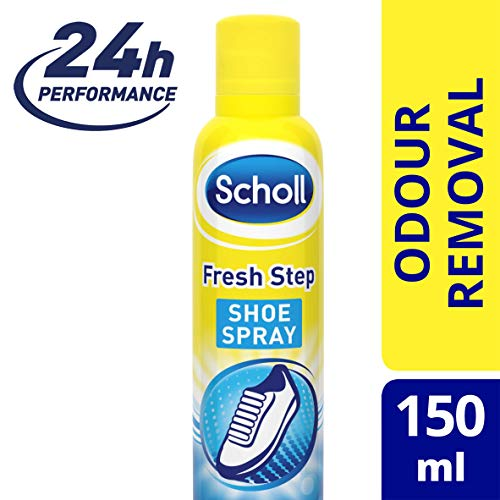 Scholl Fresh Step Shoe Spray, 150ml