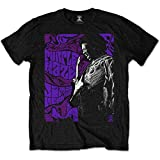 Photo de Jimi Hendrix Experience Purple Haze Rock officiel T-shirt Hommes unisexe par Tee Shack
