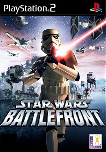 Star Wars Battlefront Ps2 Amazon Co Uk Pc Video Games