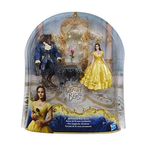 Preisvergleich Produktbild Hasbro Disney Die Schöne und das Biest B9169EU4 - Little Kingdom Der magische Moment, Spielset