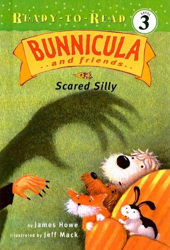 Scared Silly (Bunnicula and Friends (Prebound)) (Pet-farbe Halloween Für)