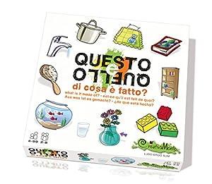 CreativaMente 203-Juegos de Caja Este y directorios de Cosa y
