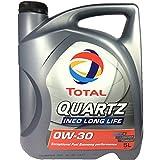 5litros total Quartz Ineo Longlife 0W de 30
