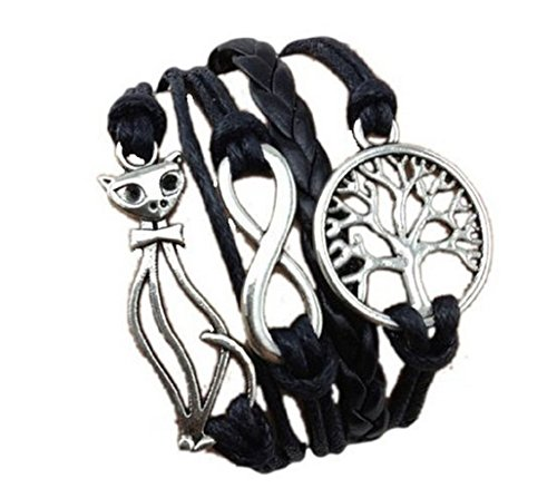 sheclubr-wax-rope-braided-vintage-handmade-black-bracelet-tree-of-life-cat-infinity-cable-multilayer