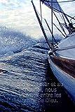 En haute mer et au tribunal, nous sommes entre les mains de Dieu.: Carnet de navigation pour voiliers et location de voiliers...