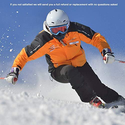 AstroAI 3 en 1 Cagoule Moto Tour de Cou Balaclava Hiver à Protéger Cou et Visage Empêchant la Buée Tient Chaud, Cache Cou Moto Coton Respirants pour Hommes Extérieur pour Le Ski Faire du Vélo (Noir)