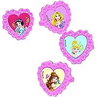 Disney Princess und Tiere Papier Windmühle Tütenfüller 2Stück