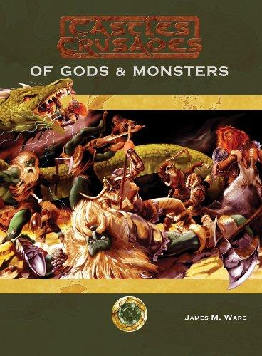 Castles and Crusades Of Gods & Monsters Monster-schloss