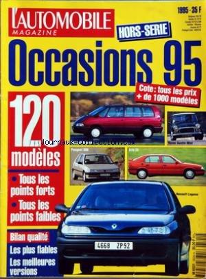 automobile-magazine-l-du-01-01-1995-occasions-95-cote-tous-les-prix-de-1000-modeles-renault-espace-r