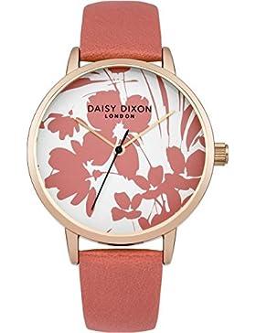 DAISY DIXON Damen-Armbanduhr DD023PRG