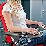 TianranRT★ Pad per mouse e pallet per computer(Nero)