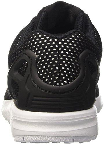 adidas Zx Flux, Scarpe da Ginnastica Basse Donna Nero (Core Black/Core Black/Ftwr White)