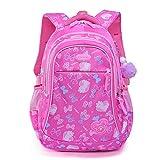 ZLXING Schulrucksack Schultasche Schulranzen Mädchen Schulrucksack Jugendliche Schulrucksack Sportrucksack Freizeitrucksack Daypacks Backpack für Mädchen Jungen & Kinder M180