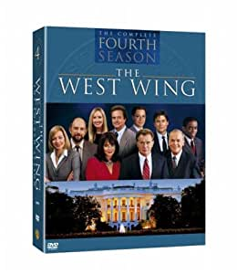 the west wing complete season 4 dvd martin sheen rob lowe stockard channing. Black Bedroom Furniture Sets. Home Design Ideas