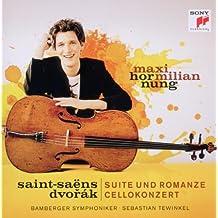 Saint-Saëns: Suite und Romanze / Dvorak: Cellokonzert