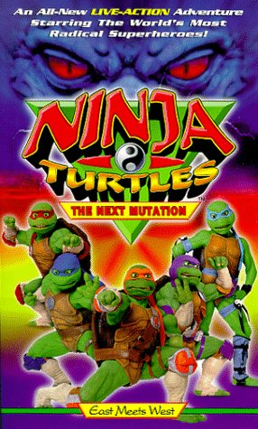 Saban's Ninja Turtles: The Next Mutation [VHS]