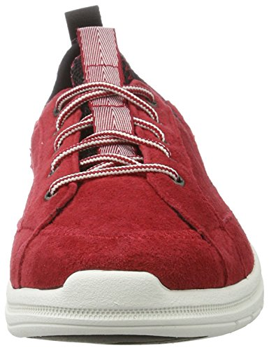 Caterpillar Damen Swain Sneakers Rot (Womens Regal Red)